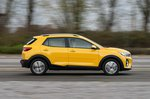 Kia Stonic 2021 right panning