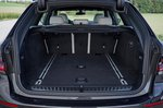 BMW 5 Series Touring 2021 boot open