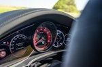 Porsche Cayenne Coupe GTS instruments
