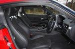 Toyota GR Supra 2021 seats