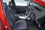 Toyota Prius front seat