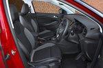Vauxhall Grandland X 2021 front seats