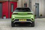 Vauxhall Mokka-e 2021 rear static