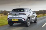 Vauxhall Mokka 2021 rear tracking
