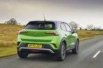 Vauxhall Mokka-e 2021 rear tracking