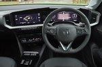 Vauxhall Mokka-e 2021 RHD dashboard