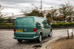 Volkswagen ABT eTransporter rear driving