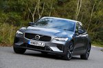 Volvo S60 front - grey 69-plate
