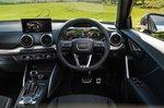 Audi Q2 2021 RHD dashboard