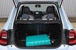 Fiat 500 2021 boot open