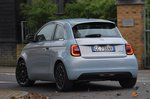 Fiat 500 2021 LHD rear tracking