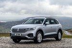 Volkswagen Touareg 2021 front left static
