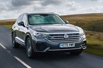 Volkswagen Touareg 2021 front tracking