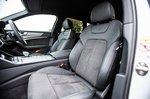 Audi A6 Avant front seats