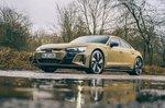 Audi E-tron GT RS 2021 front left static