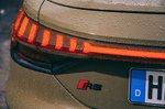 Audi E-tron GT RS 2021 rear lights