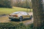 Audi E-tron GT RS 2021 rear right static