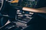 Audi E-tron GT RS 2021 infotainment