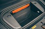 Audi E-tron GT RS 2021 storage