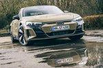 Audi E-tron GT RS 2021 front static