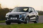 Audi Q2 2021 front