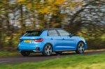 Audi A1 2021 rear panning