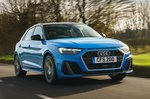 Audi A1 2021 front tracking