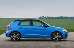 Audi A1 2021 right hand static