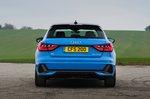 Audi A1 2021 rear static