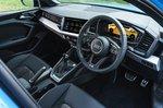 Audi A1 2021 front seats