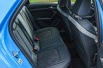 Audi A1 2021 rear seats