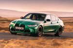 BMW M3 2021 left tracking