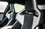 BMW M3 2021 front seats