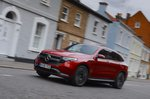 Mercedes EQC 2021 left tracking