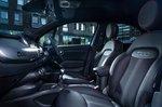 Fiat 500X 2021 front seats