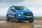 Ford Ecosport 2021 front left static
