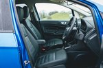 Ford Ecosport 2021 front seats