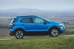 Ford Ecosport 2021 left panning