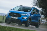 Ford Ecosport 2021 front tracking