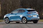 Hyundai Kona Electric 2021 rear static