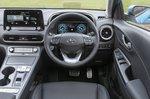 Hyundai Kona Electric 2021 RHD instruments