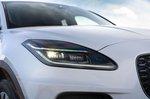 Jaguar E-Pace 2021 headlight