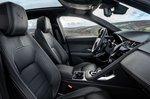 Jaguar E-Pace 2021 front seats