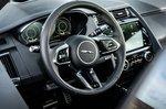 Jaguar E-Pace 2021 dashboard