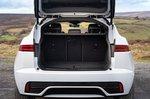 Jaguar E-Pace 2021 boot
