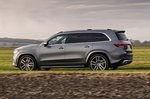 Mercedes GLS 2021 left panning