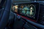 Mercedes GLS 2021 instruments detail