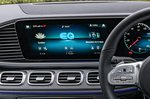 Mercedes GLE 2021 infotainment