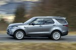 Land Rover Discovery 2021 left panning