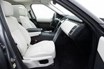 Land Rover Discovery 2021 front seats